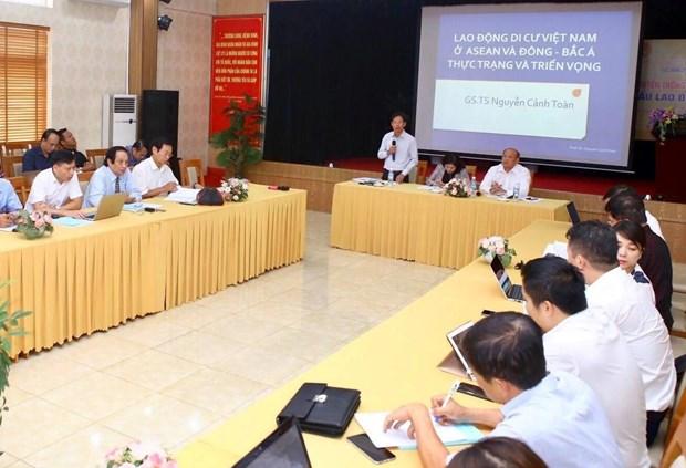 Mo cua thi truong lao dong nuoc ngoai: Co hoi 'vang' cho Viet Nam hinh anh 1