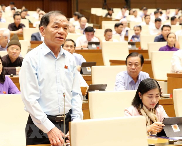 Lanh dao cap pho o Hoi dong nhan dan: Giu nguyen hay giam linh hoat? hinh anh 1