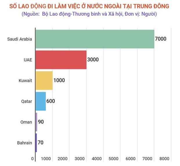 Cang thang My-Iran: Tam dung dua lao dong sang lam viec tai Trung Dong hinh anh 2