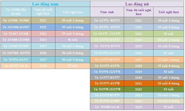 Tang tuoi nghi huu: Can co 'diem thuong' cho lao dong khong ve huu som hinh anh 2