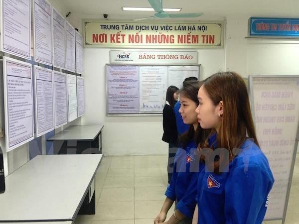 ILO-ADB: COVID-19 tac dong nang ne den viec lam cho thanh nien hinh anh 1