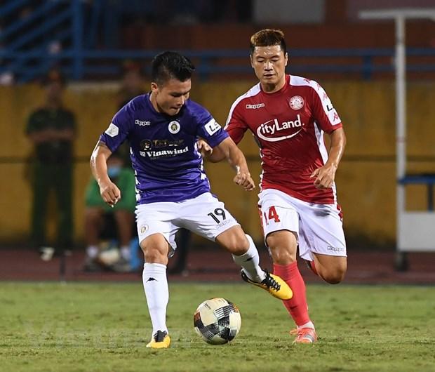 That bai dang quen truoc Ha Noi FC, HLV TP.HCM tranh mat truyen thong hinh anh 2