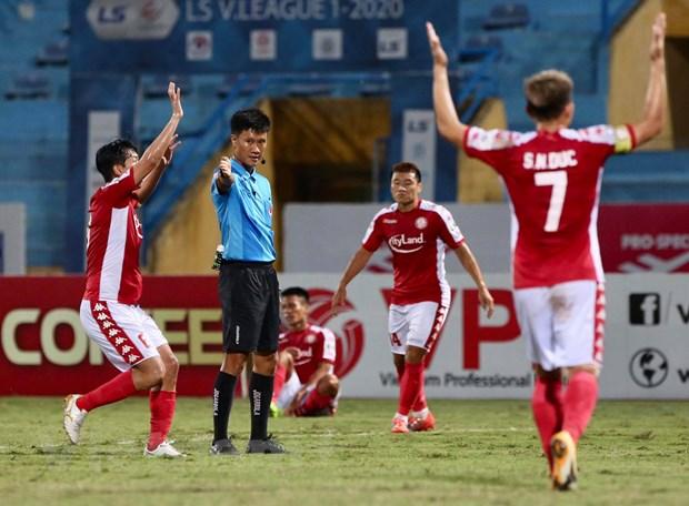That bai dang quen truoc Ha Noi FC, HLV TP.HCM tranh mat truyen thong hinh anh 1