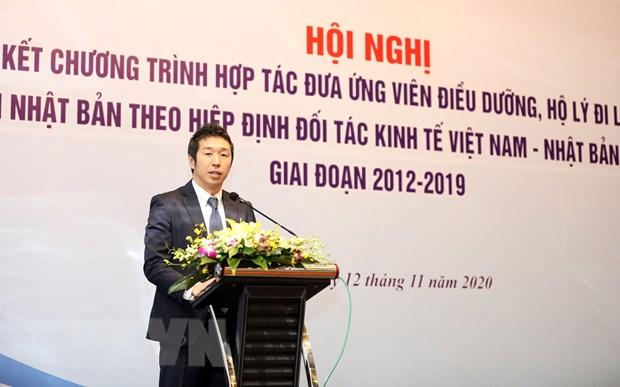 Ho ly, dieu duong Viet Nam duoc danh gia cao khi lam viec tai Nhat Ban hinh anh 2