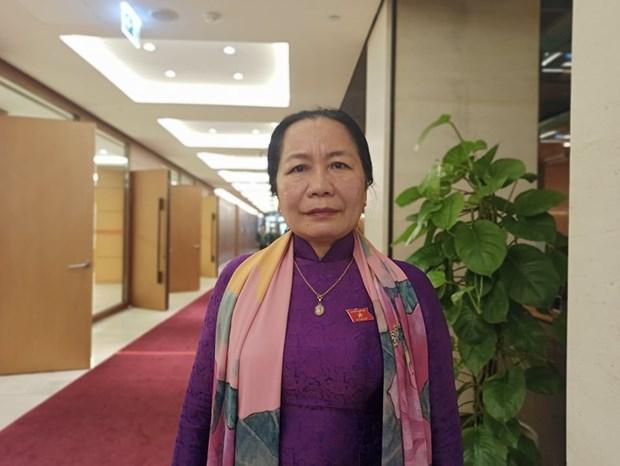 Dai bieu Quoc hoi: Nguoi dan con thieu ky nang phong chong chay no hinh anh 1