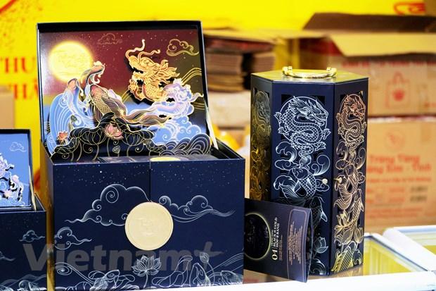 Thi truong banh Trung Thu: Da dang chung loai, can trong voi handmade hinh anh 1
