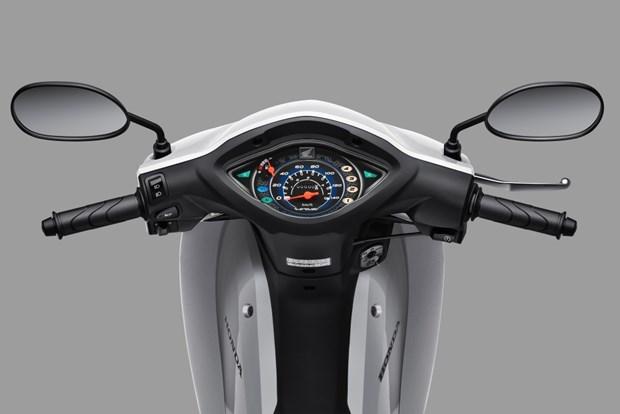 Honda Wave Alpha 2021 cap ben thi truong Viet, bo sung den pha tu dong hinh anh 1