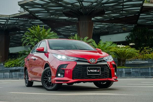Toyota Vios 2021 chinh thuc ra mat, gia cao nhat 638 trieu dong hinh anh 2
