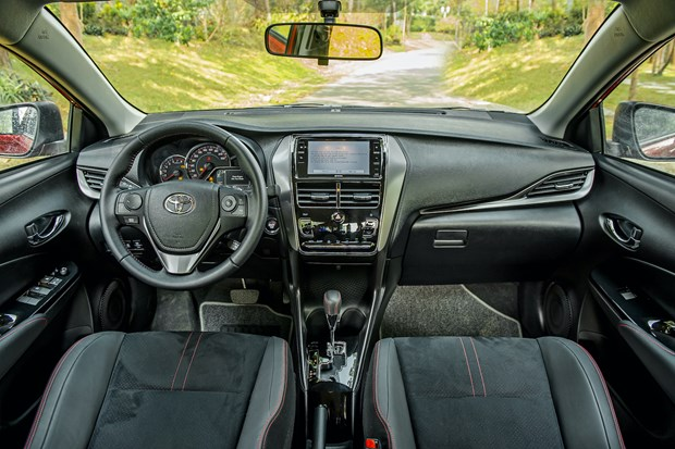 Toyota Vios 2021 chinh thuc ra mat, gia cao nhat 638 trieu dong hinh anh 3