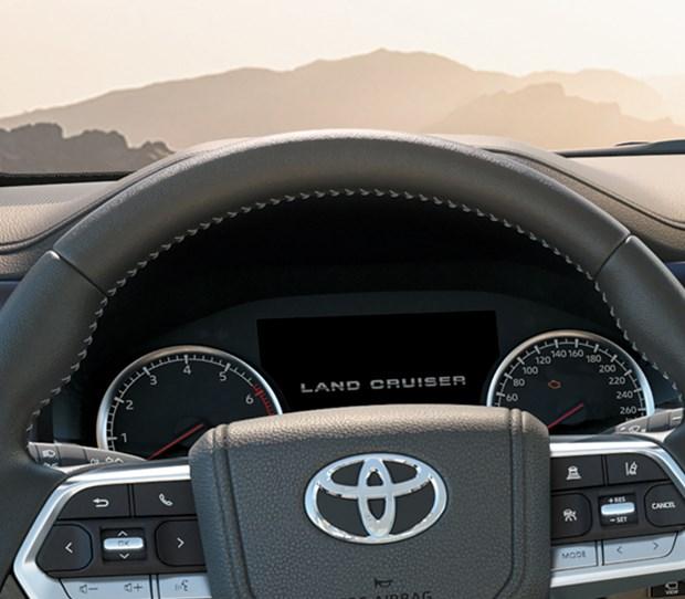 Toyota Land Cruiser hoan toan moi ve Viet Nam, gia tu 4,06 ty dong hinh anh 3