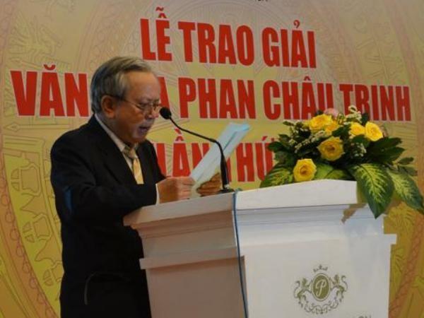 Trao Giai thuong Van hoa Phan Chau Trinh lan VII hinh anh 2