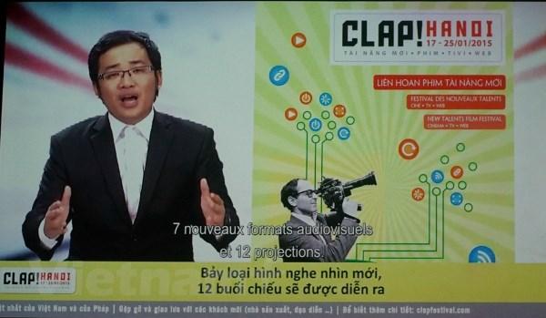 """[Video] 7 loai hinh nghe nhin dac biet o Lien hoan phim """"Clap!"""