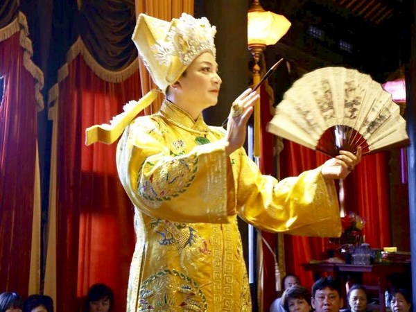 Kien nghi xep hang den tho Ong Hoang Muoi la di tich quoc gia hinh anh 1