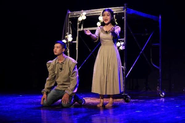 "Nghe sy Viet dan dung ""Romeo va Juliet"": Cuoc choi mao hiem? hinh anh 2"