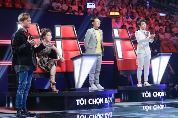 """Cuoc dua tren """"ghe nong"""" giua Vu Cat Tuong va Soobin Hoang Son hinh anh 4"""