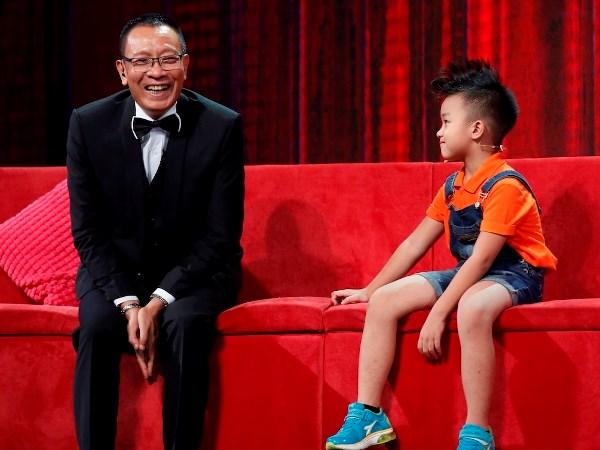 MC Lai Van Sam dan dat 'Little Big Shots' phien ban Viet hinh anh 1