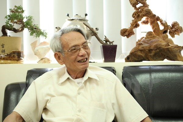 Nha bao lao thanh Do Phuong: Tam guong sang ve ban linh, tri tue hinh anh 1