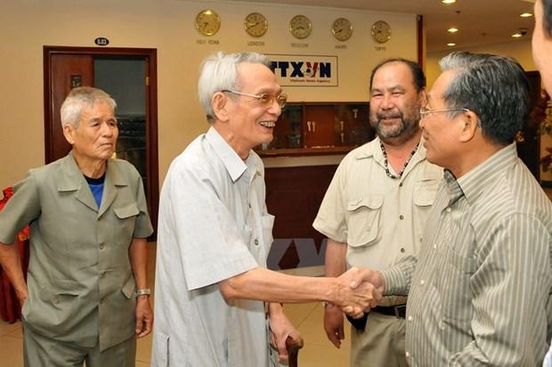 Nha bao lao thanh Do Phuong: Tam guong sang ve ban linh, tri tue hinh anh 2