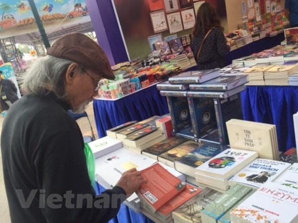Ngay Sach Viet Nam 2018: Mo rong quy mo, da dang hinh thuc to chuc hinh anh 1