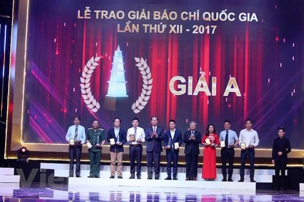 Giai Bao chi quoc gia 2017: Tang manh ve so luong tac pham du thi hinh anh 1