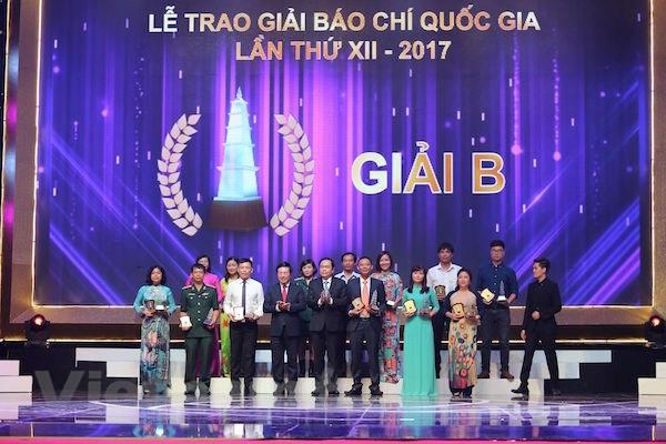 Giai Bao chi quoc gia 2017: Tang manh ve so luong tac pham du thi hinh anh 2