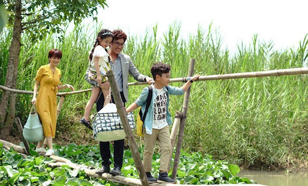 Phim Viet thang Chin: Su 'len ngoi' cua phim de tai gia dinh hinh anh 1
