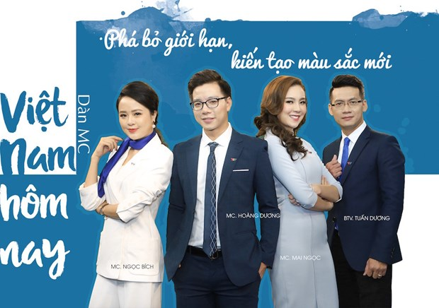 'Viet Nam hom nay' chinh thuc thay the 'Cuoc song thuong ngay' hinh anh 1