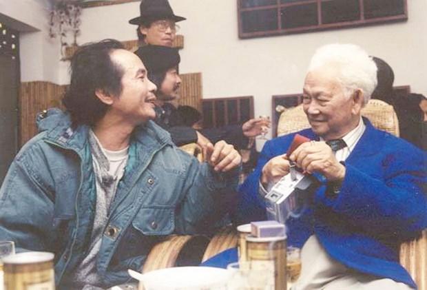Nguyen Trong Tao, nguoi nghe si da tai, da mang tren neo duong van dam hinh anh 2