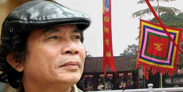 Nguyen Trong Tao, nguoi nghe si da tai, da mang tren neo duong van dam hinh anh 1