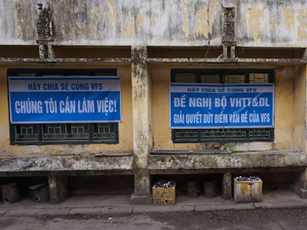 Nghe sy Hang Phim truyen Viet Nam: Met moi, hoang mang ve tuong lai hinh anh 2