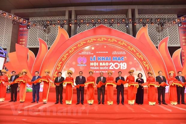 Hoi bao toan quoc 2019: De cao tinh than doi moi, sang tao hinh anh 3