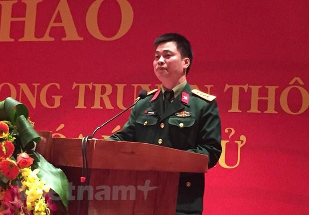 Truyen thong ve van hoa ung xu: Can nhung phan tich, canh bao cu the hinh anh 3