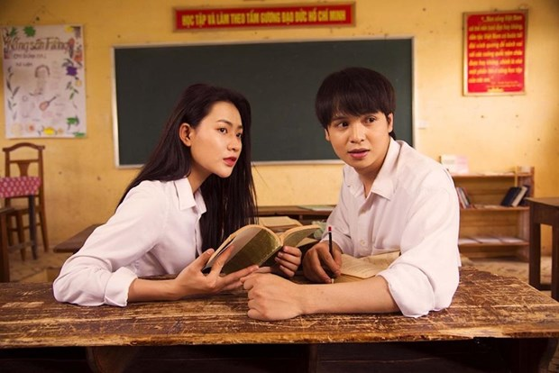 'Thang 5 de danh': Mau sac la cua dong phim hoc duong Viet Nam hinh anh 1
