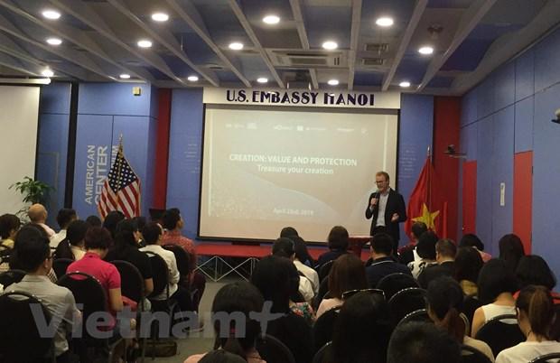 IP Day 2019: Nang cao nhan thuc bao ve tai san sang tao hinh anh 1