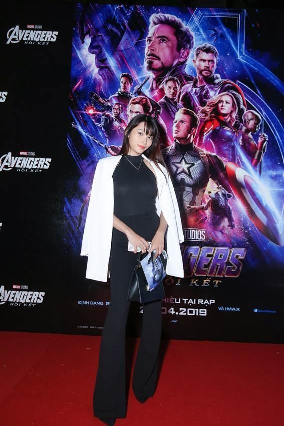 Sao Viet gay 'bao' tham do cong chieu bom tan 'Avengers: Endgame' hinh anh 3