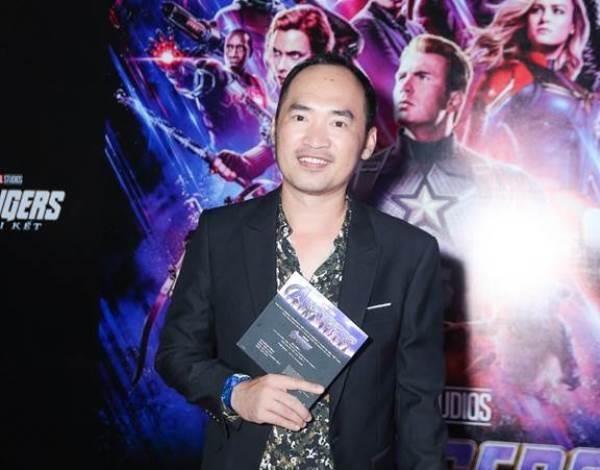 Sao Viet gay 'bao' tham do cong chieu bom tan 'Avengers: Endgame' hinh anh 4