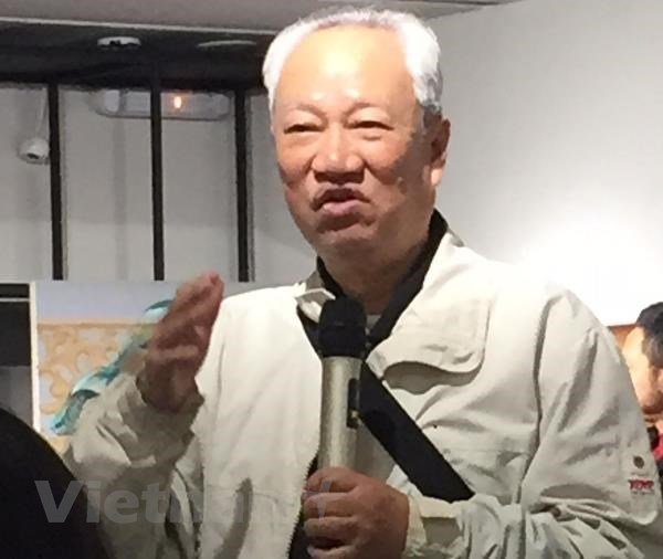 Bao vat 'Vuon Xuan Trung Nam Bac' bi hu hai: Trach nhiem thuoc ve ai? hinh anh 1