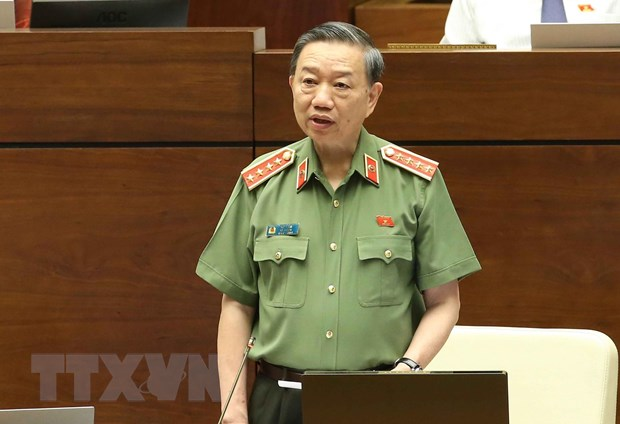 Bo truong To Lam: Doi tuong gian lan thi cu la loai toi pham moi hinh anh 2
