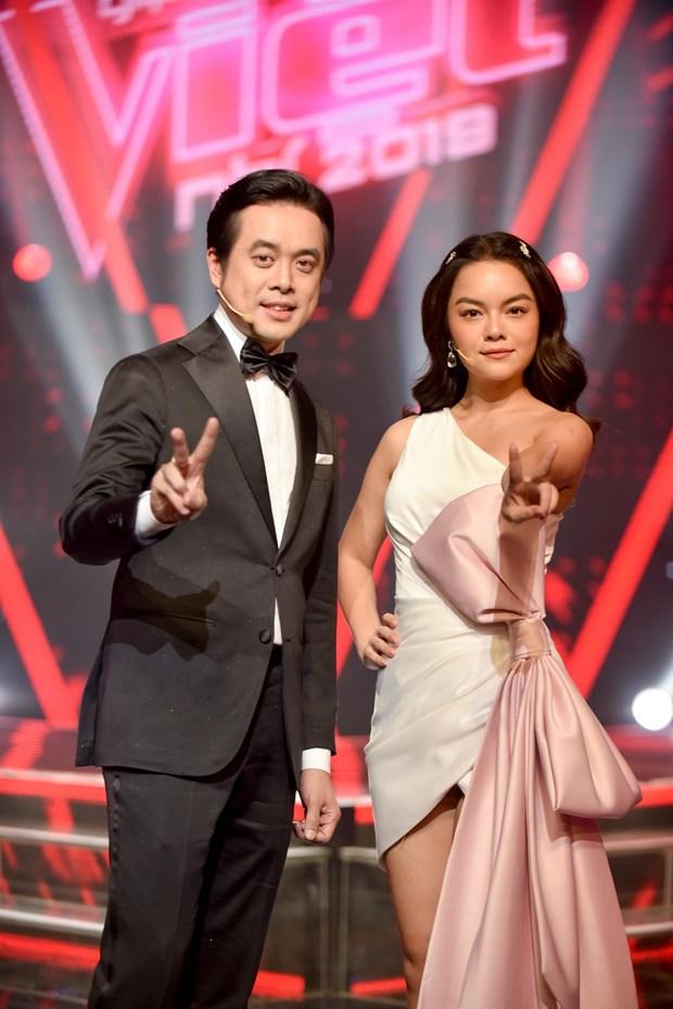 Huong Giang Idol lam giam khao cuoc thi Giong hat Viet nhi hinh anh 4