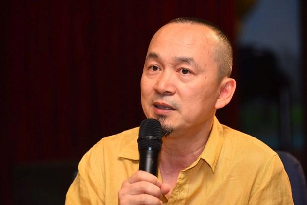 Nhac sy Quoc Trung mang 'Gio mua' tro lai Hoang thanh Thang Long hinh anh 2