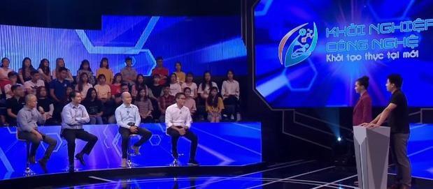 Anh Vu cua 'Ve nha di con' dong hanh cung 'Khoi nghiep cong nghe' hinh anh 2