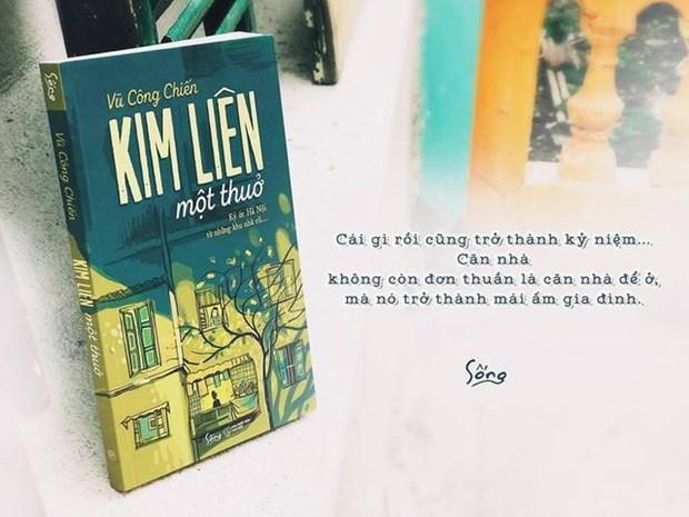 Giai thuong Bui Xuan Phai 2019: Hoai niem ve Ha Noi mot thoi da xa hinh anh 3