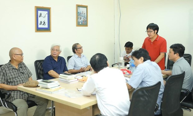 Giai thuong Bui Xuan Phai 2019: Hoai niem ve Ha Noi mot thoi da xa hinh anh 2