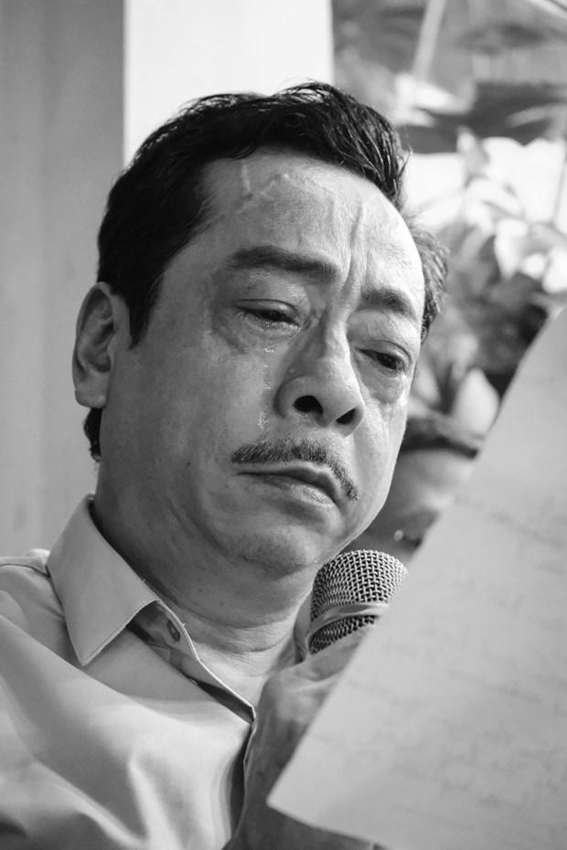 'Noi Thu sang may trang van bay ve' tuong nho Xuan Quynh, Luu Quang Vu hinh anh 1