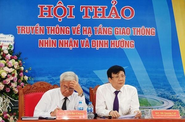 Truyen thong ve ha tang giao thong: Thieu can bang thong tin hinh anh 2