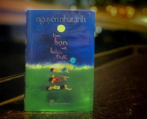 'Lam ban voi bau troi' cung Nguyen Nhat Anh dip Trung Thu hinh anh 1