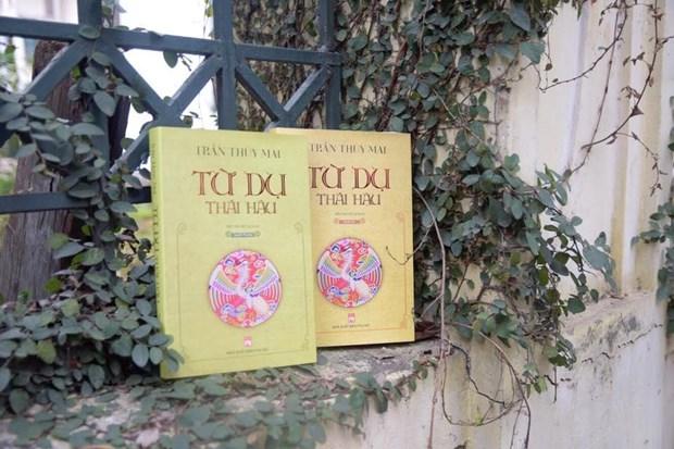'Tu Du Thai hau' mo them 'canh cua' tim hieu hau cung trieu Nguyen hinh anh 1