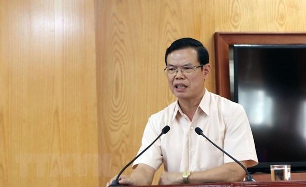 Ong Trieu Tai Vinh: Danh gia can bo la mot trong nhung van de kho nhat hinh anh 2