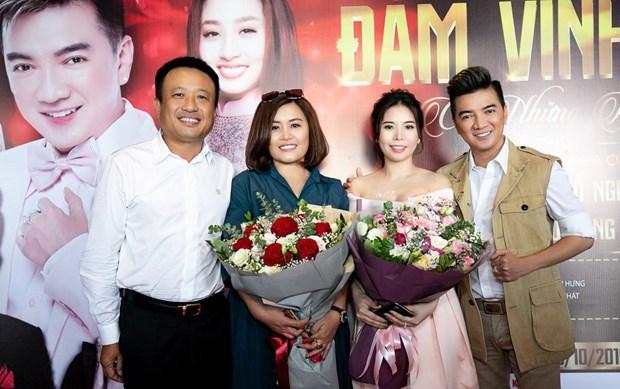 Dam Vinh Hung: 'Hao quang den som day Hoai Lam toi nhung sai lam' hinh anh 1