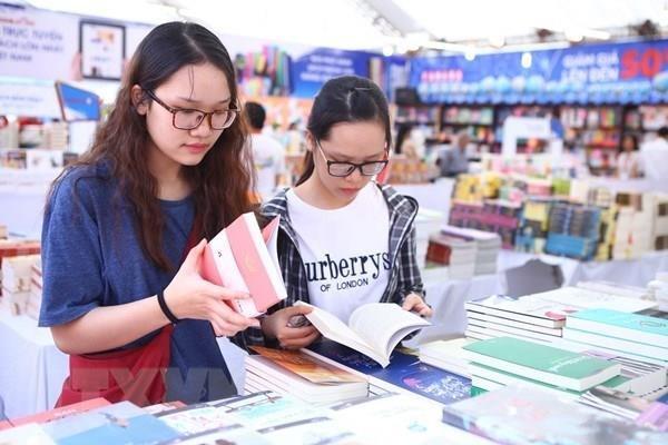 Hoi sach Ha Noi 2019 quang ba hinh anh 'Thanh pho vi hoa binh' hinh anh 1